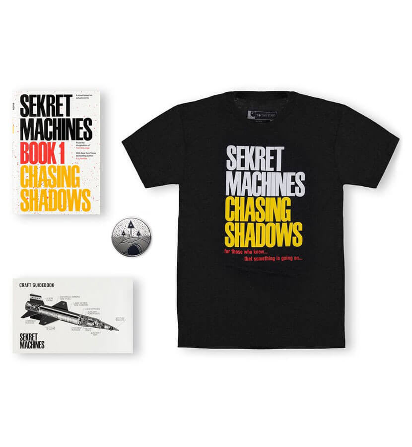 Chasing Shadows Collectible Package