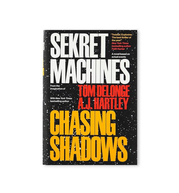 Sekret Machines Chasing Shadows eBook - To The Stars...