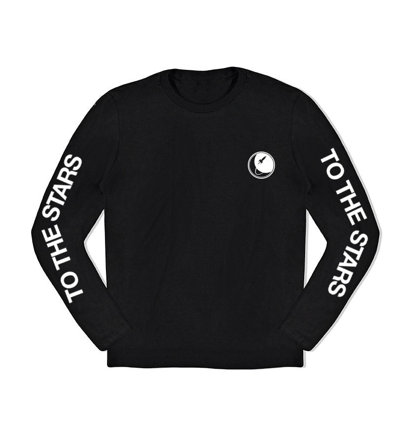 To The Stars Inc. Circle Logo Long Sleeve T-Shirt - To The Stars - 1