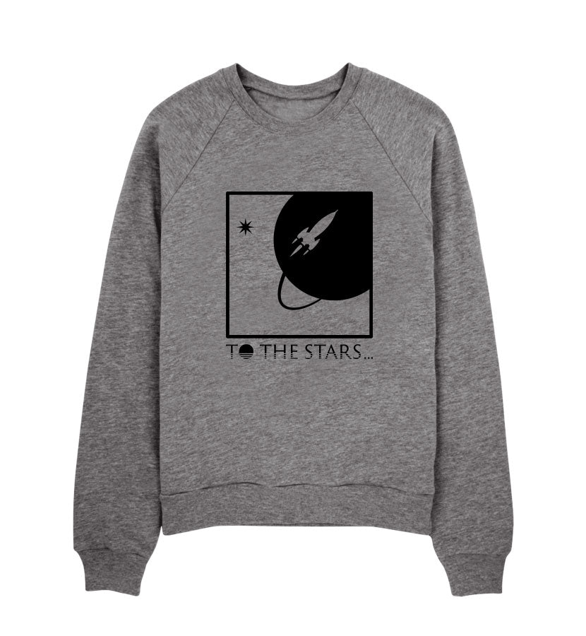 To The Stars Inc. Full Icon Crew Sweatshirt - To The Stars - 1
