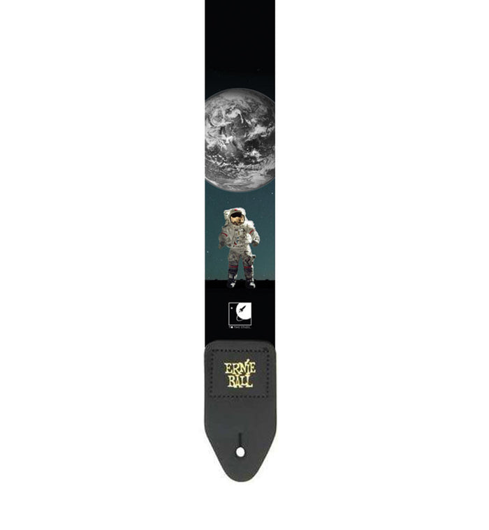 To The Stars Inc. x Ernie Ball Astronaut Digital Print Guitar Strap - To The Stars