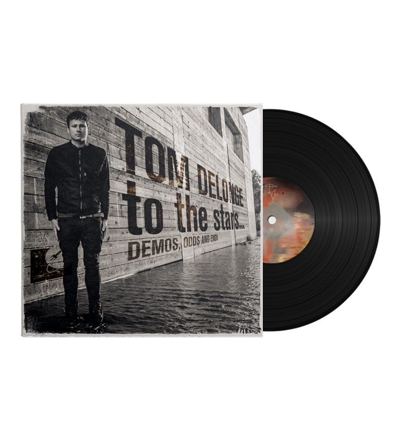 Tom DeLonge To The Stars... Demos, Odds & Ends Black Vinyl - To The Stars...