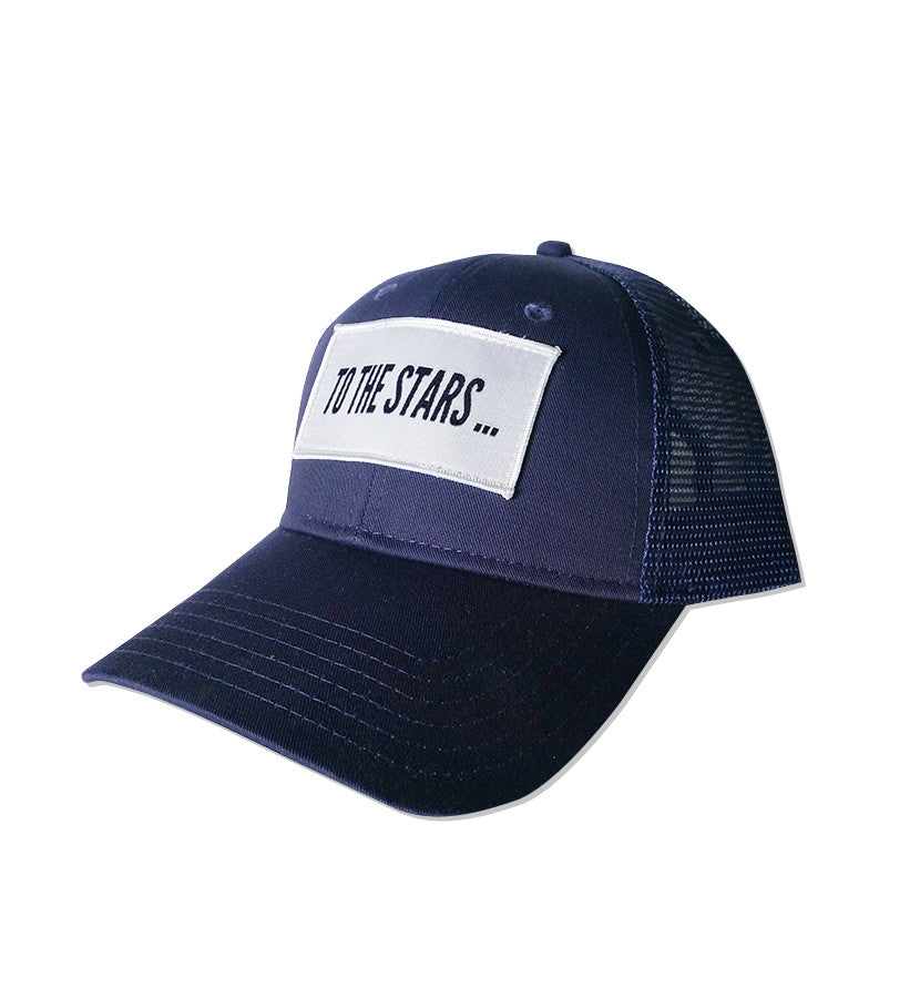To The Stars Inc. Tom's TTS Trucker Hat Blue - To The Stars - 1