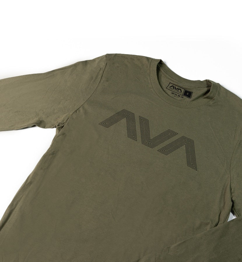 Angels and Airwaves Circuitboard L/S T-Shirt Army - To The Stars...