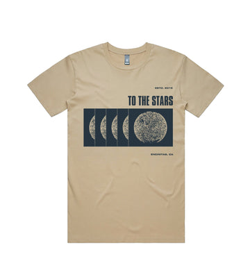 Phases T-Shirt Tan