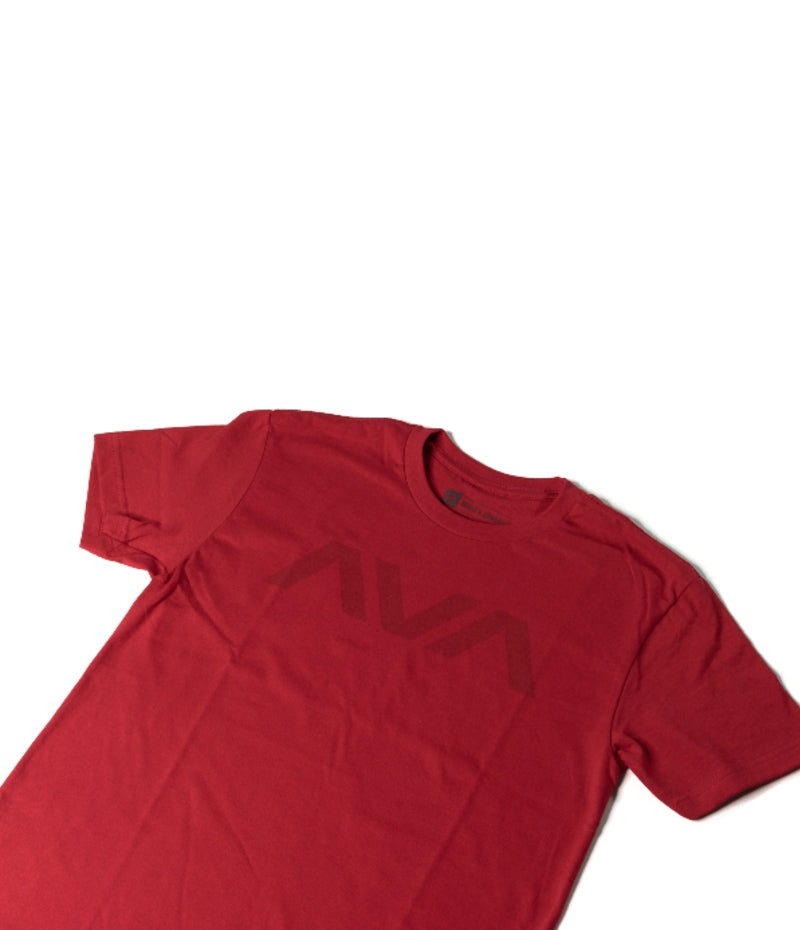 Clean Logo T-Shirt Red