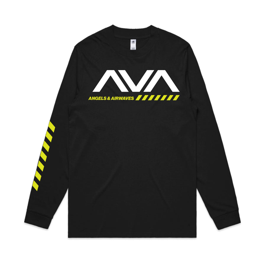 Angels & Airwaves Approach L/S T-Shirt Black | ToTheStars.Media