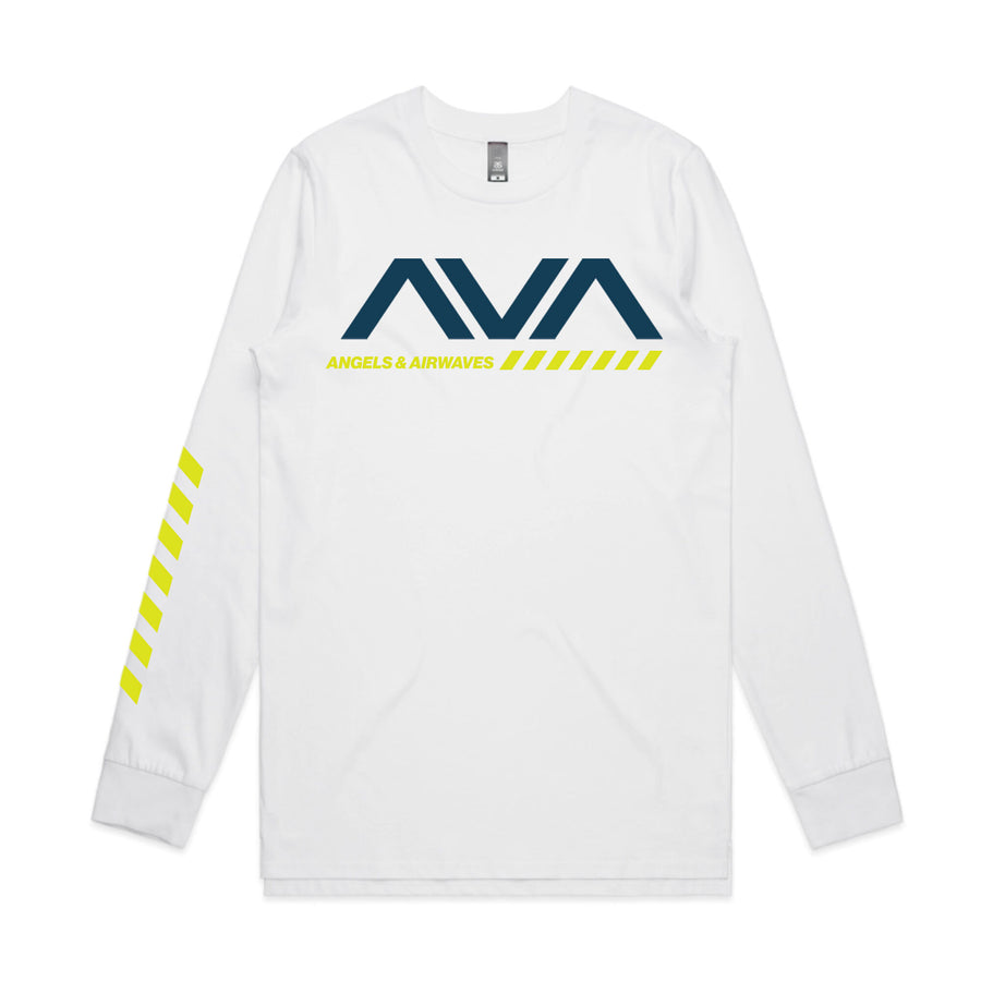 Angels & Airwaves Approach L/S T-Shirt White | ToTheStars.Media