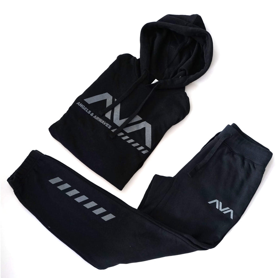 Approach Unisex Joggers Black