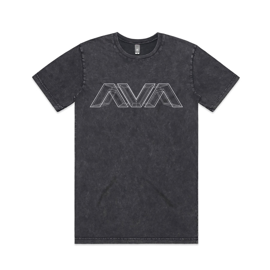 Backdrop T-Shirt Black Stone | Angels and Airwaves
