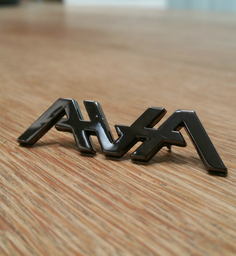Angels and Airwaves Block Logo Lapel Pin - To The Stars...