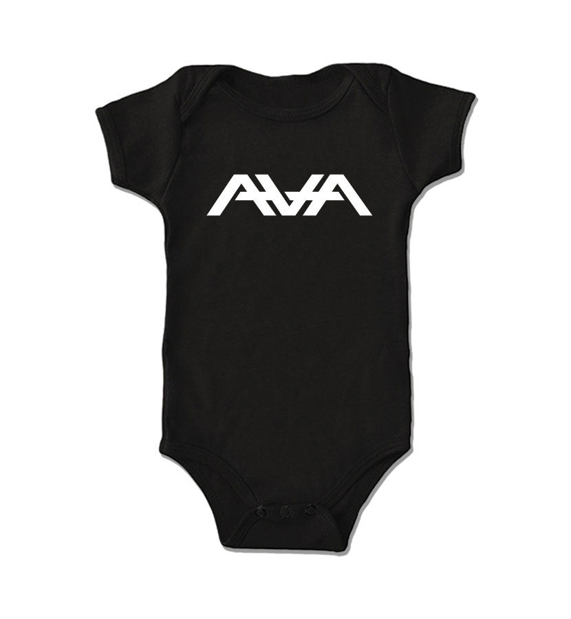 Angels and Airwaves Block Logo Onesie - To The Stars - 1