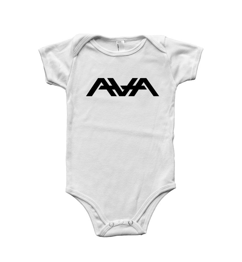 Angels and Airwaves Block Logo Onesie - To The Stars - 2