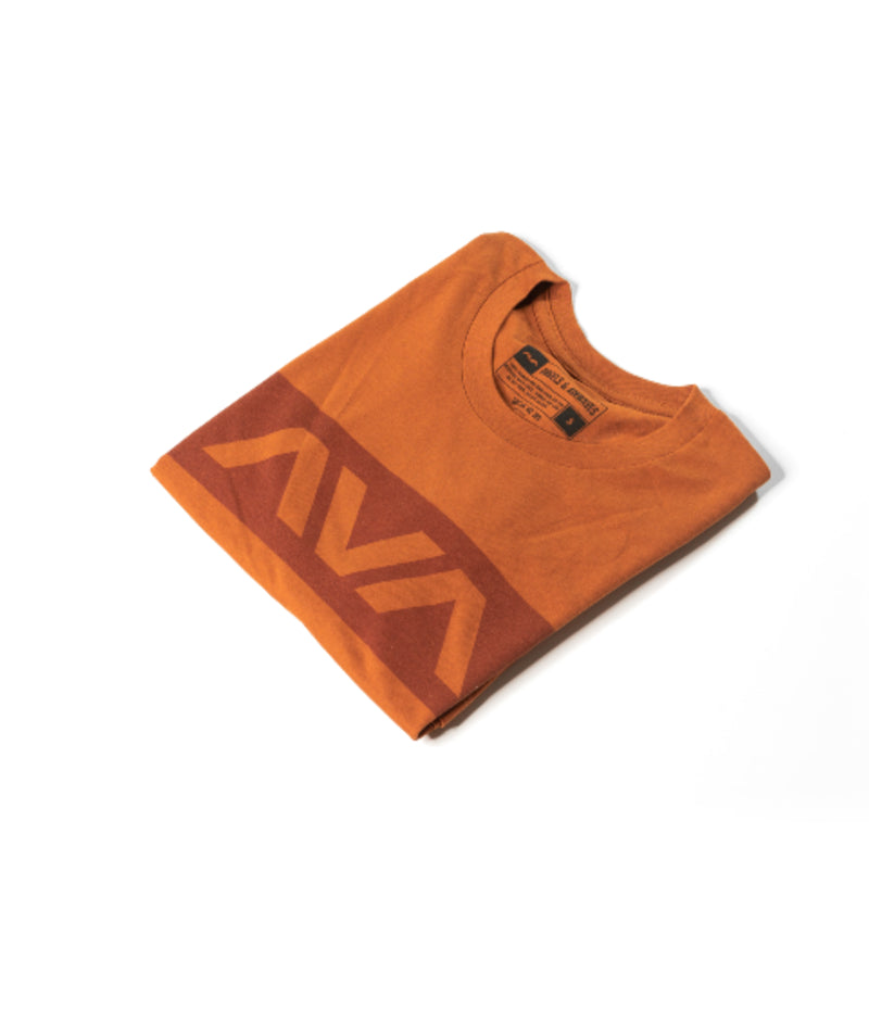 Brick T-Shirt Copper