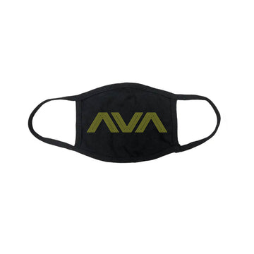 Angels and Airwaves Circuitboard Face Mask Black/Neon - To The Stars...