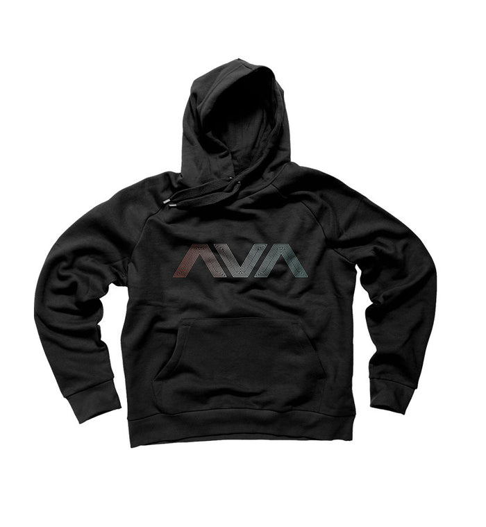 Angels and Airwaves Circuitboard Unisex Pullover Hoodie Black - To The Stars...