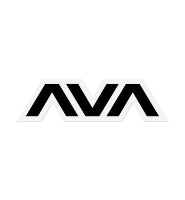 Angels and Airwaves Clean Logo Die Cut Sticker Black/White - To The Stars...