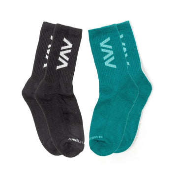 Clean Logo Sock Pack