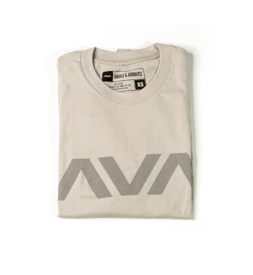 Clean Logo T-Shirt Light Grey