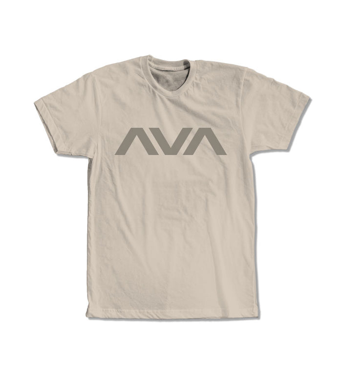 Angels and Airwaves Clean Logo T-Shirt Light Grey - To The Stars...