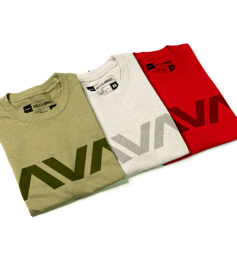 Clean Logo T-Shirt Light Olive