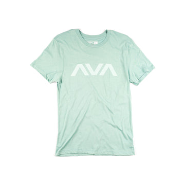 Clean Logo Tonal T-Shirt Faded Teal