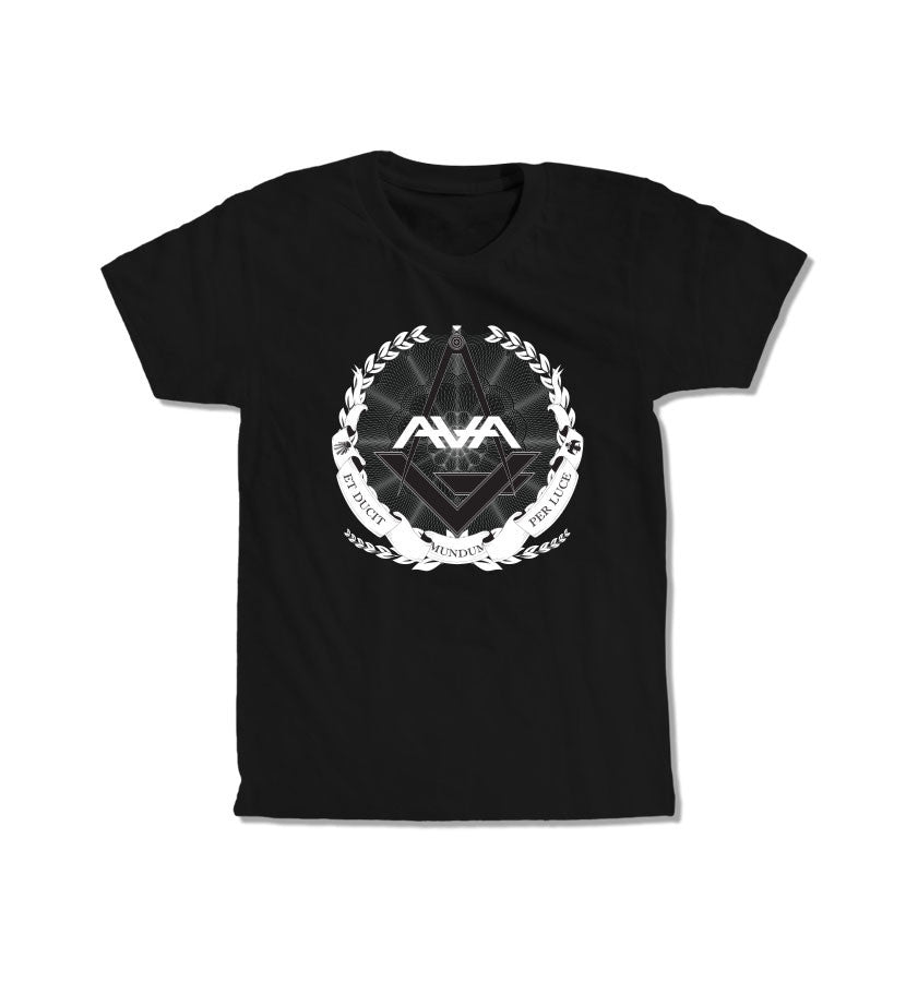 Angels and Airwaves-Compass T-Shirt-Black-x-small-To The Stars...