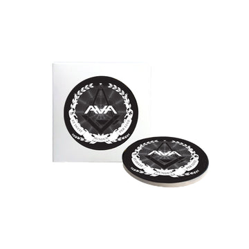 Crest Logo Coaster Set