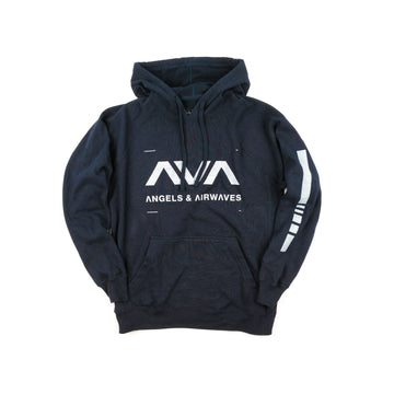 Data Pullover Hoodie Midnight Navy