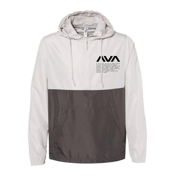 Angels & Airwaves Data Windbreaker Smoke/Graphite | ToTheStars.Media