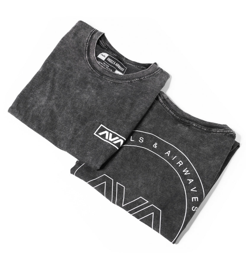 EDMPL T-Shirt Black Stone