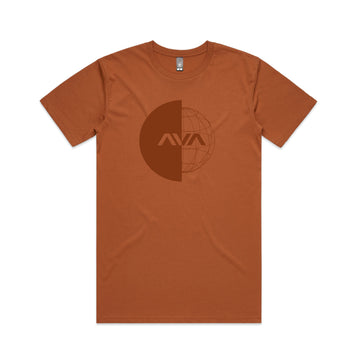 Global T-Shirt Copper | Angels and Airwaves