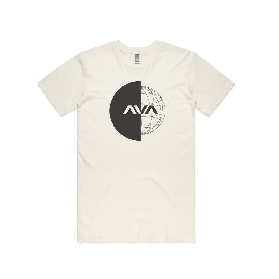 Angels and Airwaves Global T-Shirt Cream | ToTheStars.Media