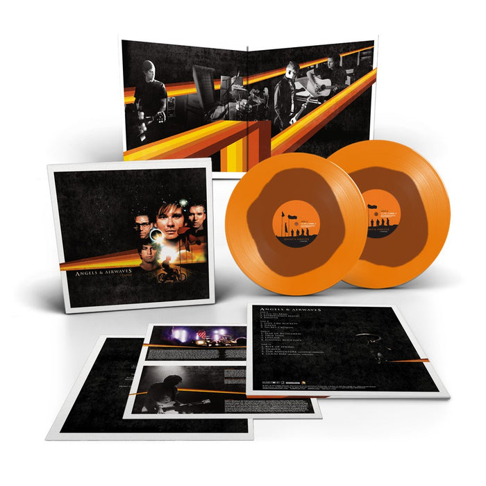 I-Empire 2X LP 180g Orange Haze