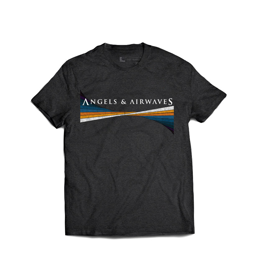 Angels & Airwaves Legacy T-Shirt Tri-Black - To The Stars...
