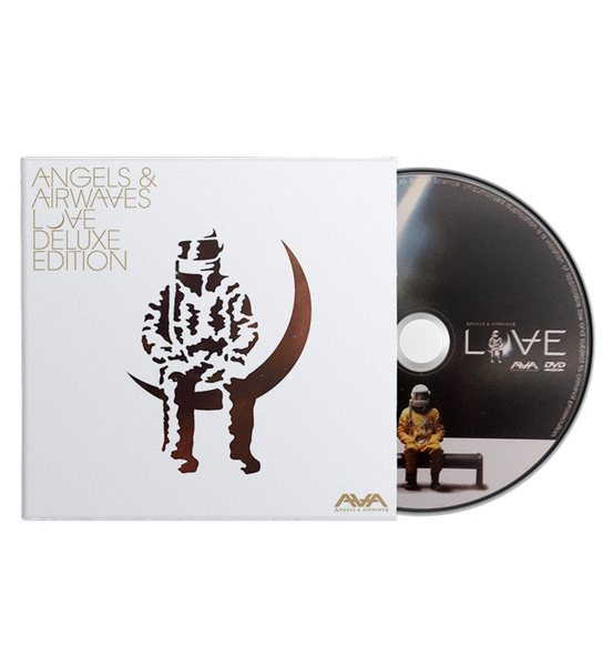 Love Deluxe Edition CD/DVD