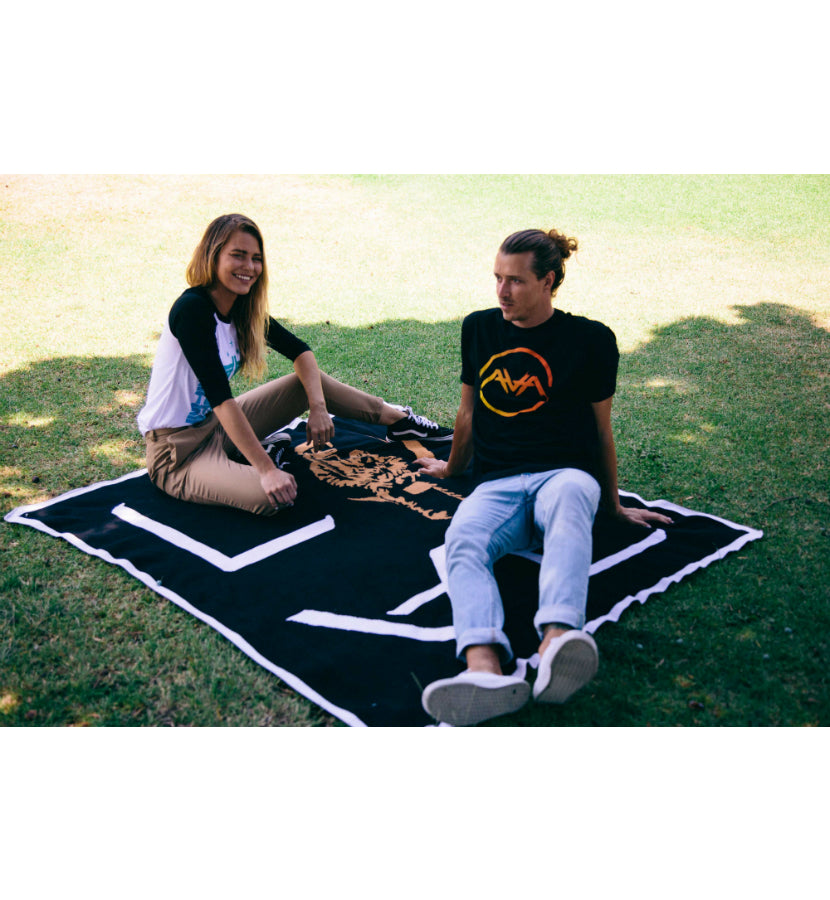 Angels and Airwaves Love Knit Blanket - lifestyle - To The Stars...