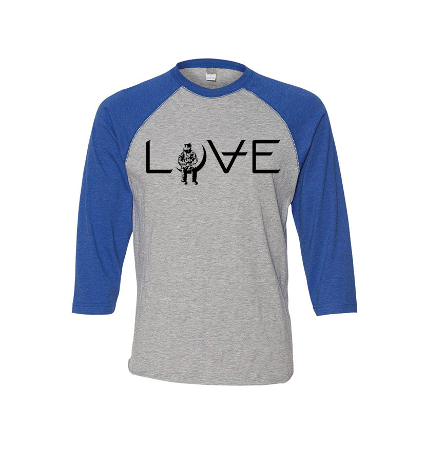 Love Movie Unisex Raglan
