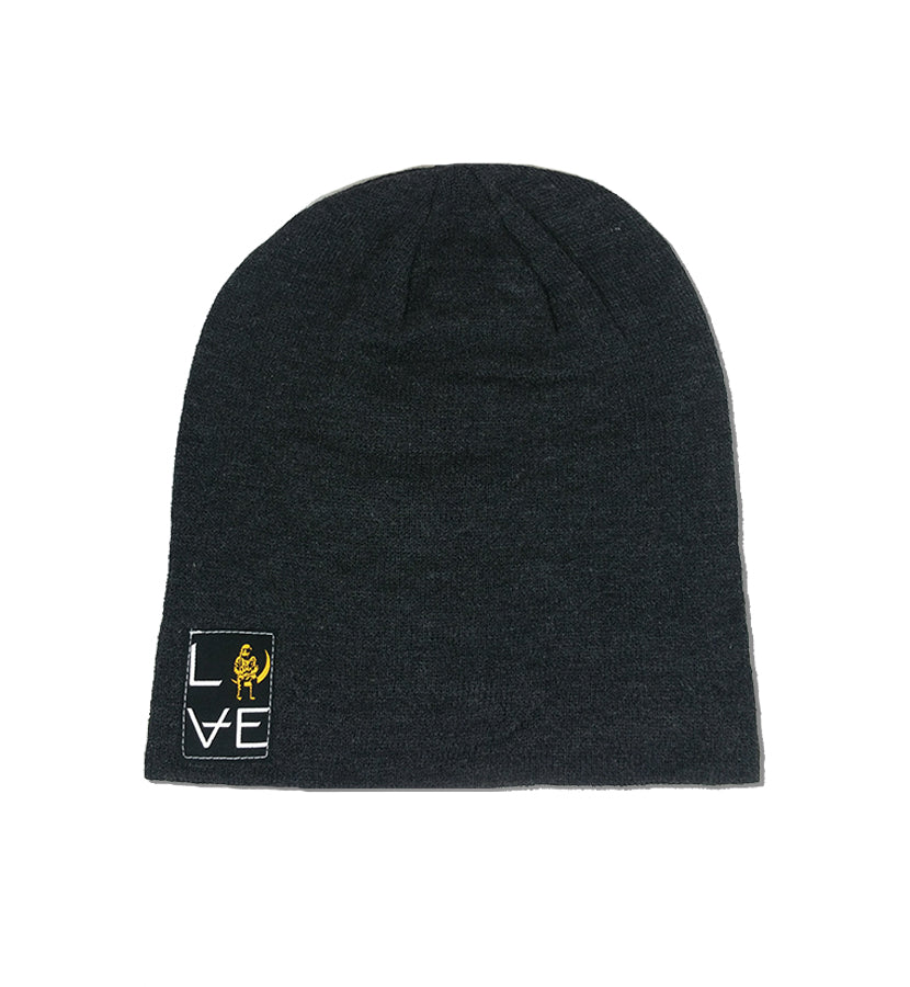 Angels and Airwaves LOVE Stacked Slouch Beanie Black - To The Stars...