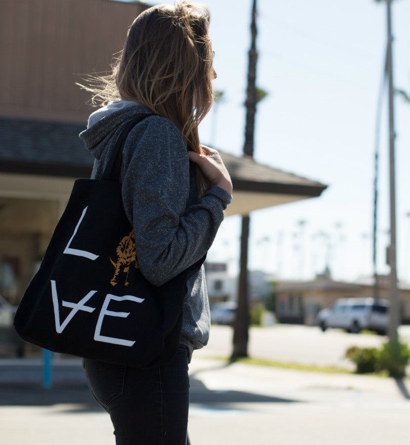 Angels and Airwaves-LOVE Stacked Tote Bag-To The Stars...