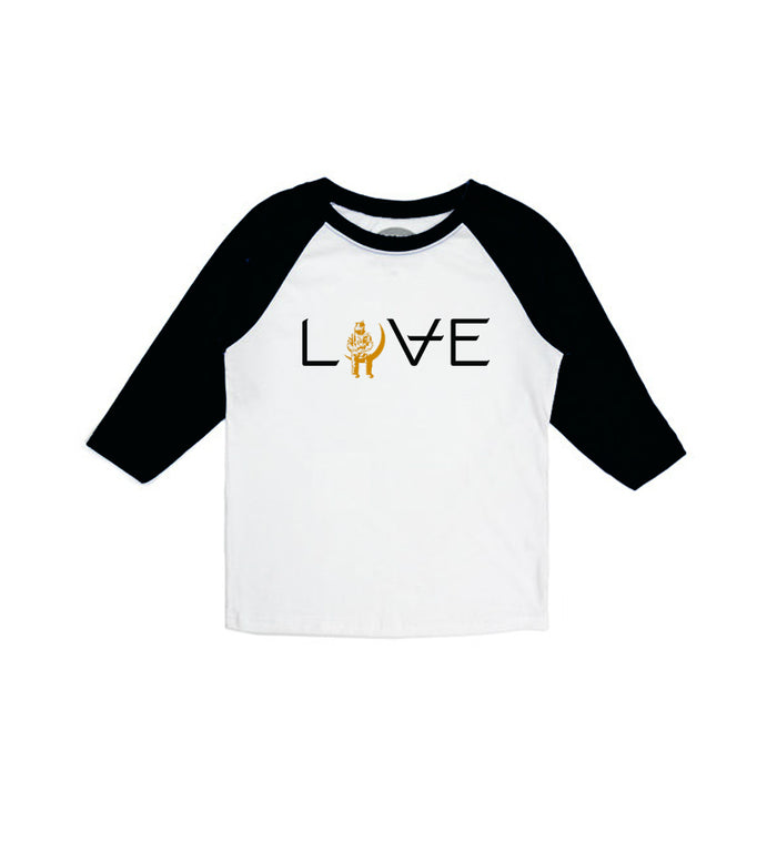 Love Movie Toddler Raglan