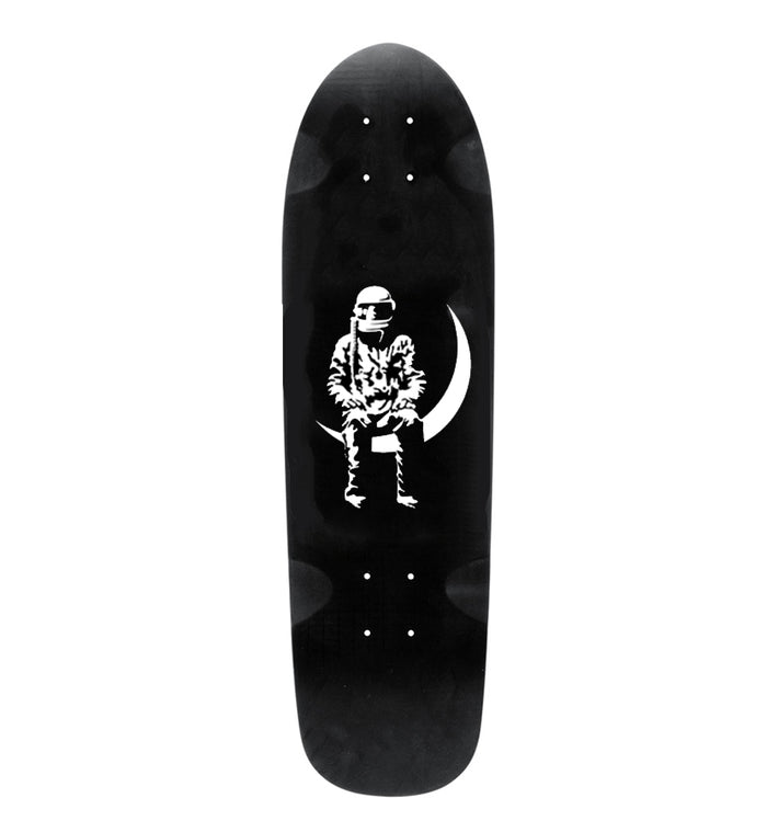 Angels and Airwaves Moon Man Cruiser Deck Black/White - To The Stars...