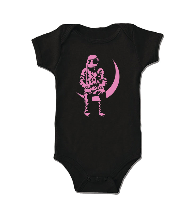 Moon Man Onesie