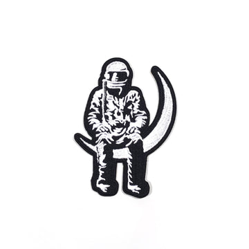 Moon Man Patch