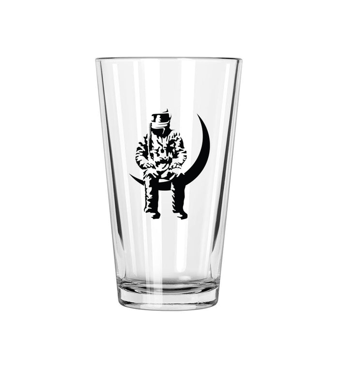 Angels & Airwaves Moon Man Pint Glass - To The Stars...