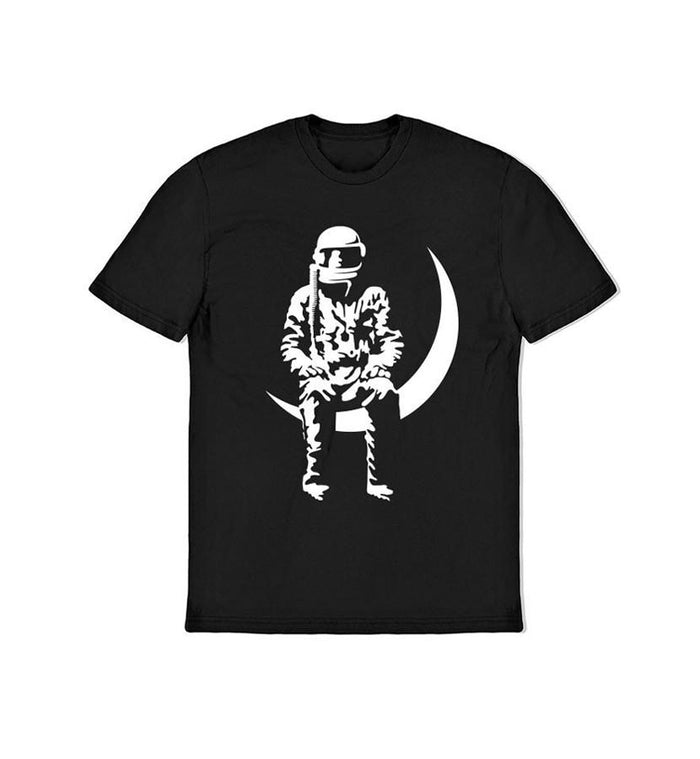 Angels and Airwaves Moon Man T-Shirt Black - To The Stars...