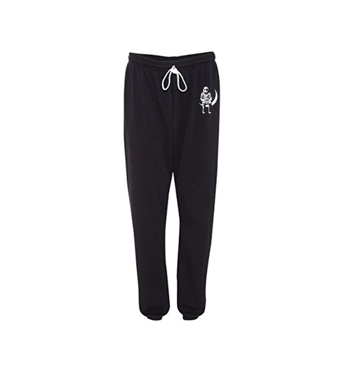 Angels and Airwaves Moon Man Unisex Joggers Black/White - To The Stars...