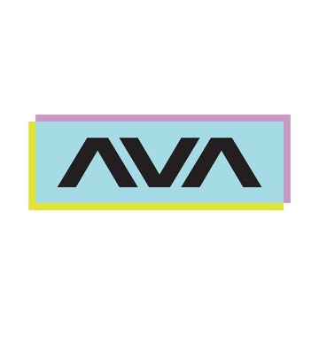 Angels and Airwaves Neon Clean Logo Die Cut Sticker - To The Stars...