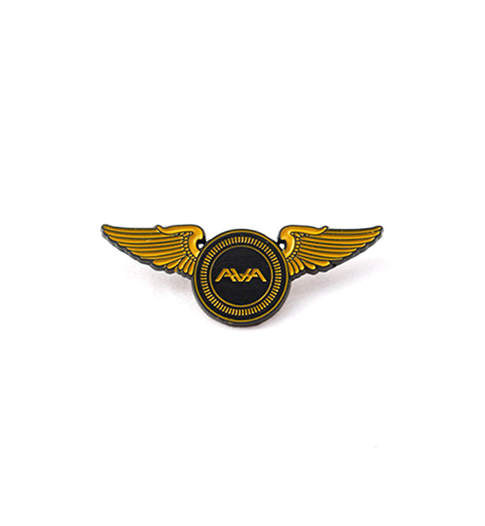 Pilot Wings Lapel Pin