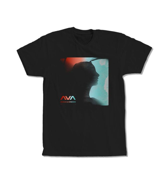 Angels and Airwaves Rebel Girl T-Shirt Black - To The Stars...